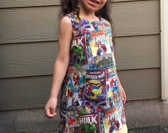 Reversible Avengers Dress