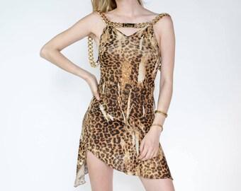 Christian Dior printed dress