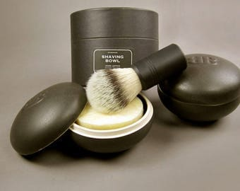 Ceramic Shaving Soap & Lather Bowl, Wet Shave Lather Bowl, Soft Soap Lather Bowl, Lather Bowl, Professional Lather Bowl, shaving gift