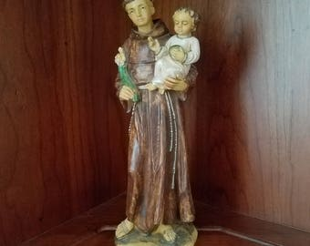 St Anthony Malsiner Hans Statue