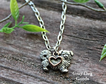 Pekingese Necklace, Pekingese Jewelry