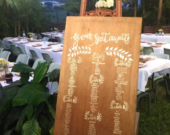Custom Signs For Weddings and Hens