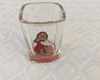 Disneyland Resort ~ Grumpy Shot Glass
