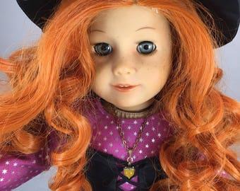 Custom OOAK American Girl Halloween