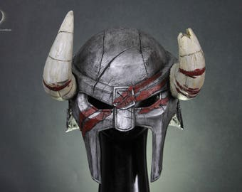 The Elder Scrolls Online Nord hero helmet Halloween costume birthday gift cosplay convention