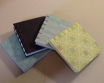 Small Lined Hardcover