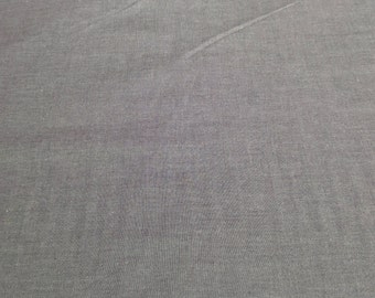 Interweave Chambray-Black Cotton Fabric from Robert Kaufman Fabrics