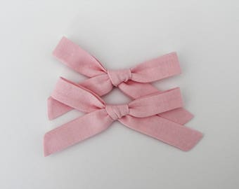 "Schoolgirl Bows "" Flower """