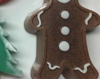 Gingerbread Soap.
