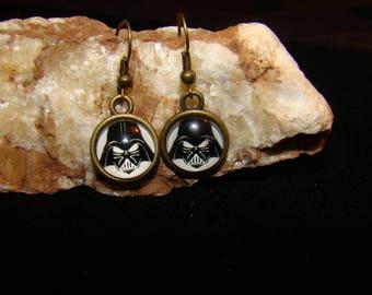 STAR WARS Darth Vader Hook Earings