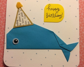 EphemeraCard: Party Whale