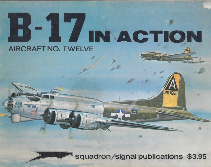 B-17 in Action - Aircraft No. 12 (Paperback)