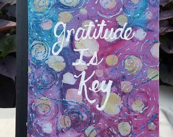 Gratitude is Key - Gratitude Journal