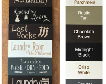 Rustic Laundry Room Sign, Farmhouse Laundry Room Decor, Farmhouse Laundry Sign, Rustic Laundry Decor, Wood Laundry Room Signs, Shabby Chic