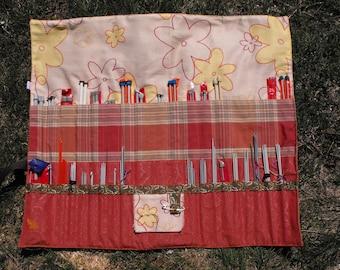 Storage, knitting needles, hooks, wallet, needle, knitting, knitting, crochet