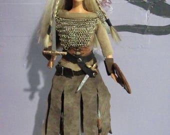 OOAK Barbie Friki- Doll 8