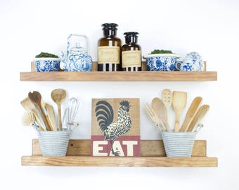 Picture Ledge, Ledge Shelf, Rustic Wooden Picture Ledge, Floating shelf, Wooden Shelf, Rustic Shelf, Rustic Picture Ledge, Gallery Wall