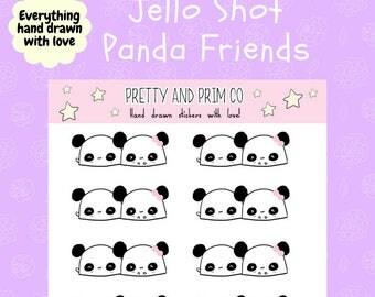 JS Panda Friends