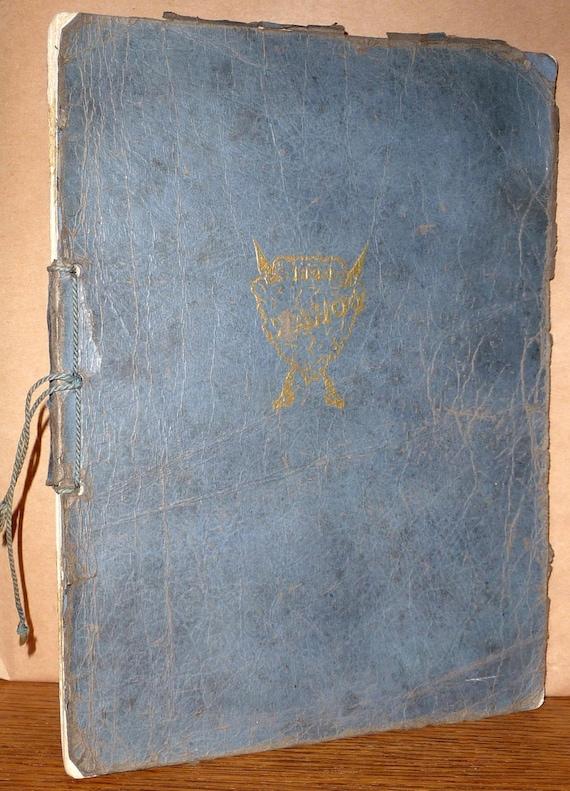 Dowagiac High School Yearbook (Annual) 1924 - The Wahoo MI Michigan Cass County