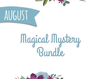 August Magical MYSTERY Bundle - FREE SHIPPING - Save over 25% Off Limited Edition