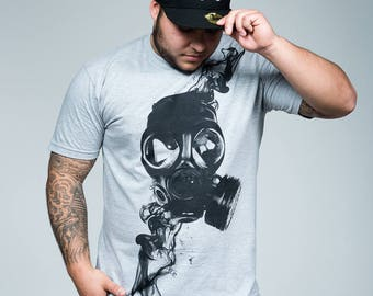 GAS - mask Urban Inkvasion T-Shirt