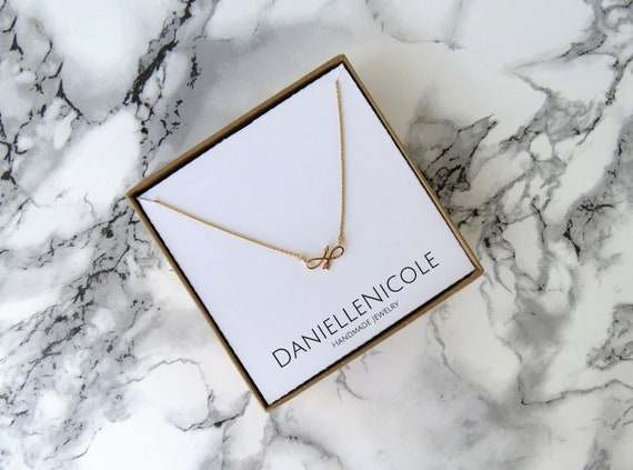 Dainty Infinity Arrow Necklace, Pendant Necklace, Infinity Sign Necklace, Dainty Jewelry, Simple Necklace, Layering Necklace, Gifts for Her