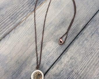 Deer Bone Necklace