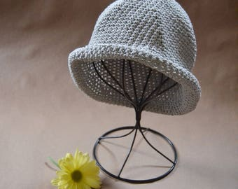 Linen Flexi brim Hat, Cotton Sun Hats, Packable Hats, Travel Hat, Sun Hats, Summer Hat, White Hat, Mothers Day Gifts