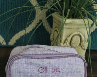 Essential Oil Carrying Case - Travel Bag - Storage