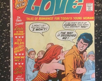 Young Love # 123 Comic by DC Comics