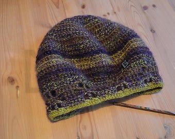 Crochet Beanie Slouch