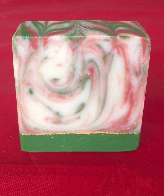 Feliz Navidad Soap