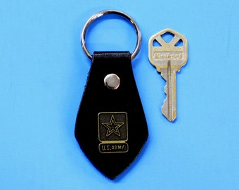 U.S. Army Star Key Chain