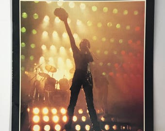 1980's | Queen U.S. Tour Program | vintage Queen