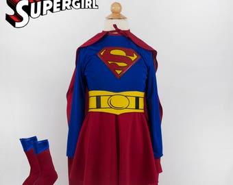 Supregirl Costume for Kids