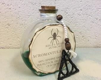 Acromantula Venom, Harry Potter Potion, Harry Potter Inspired Potion, harry potter potion prop