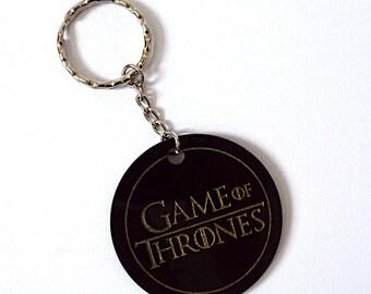 Game of Thrones Keyring - Acyrlic