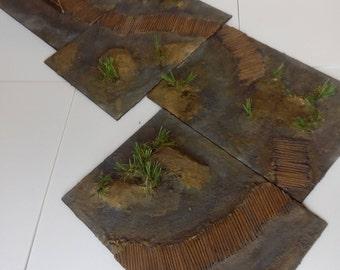Swampland Terrain Modular Boards