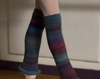 "WearWellCo ""Brigadoon"" Short Leg Warmers"