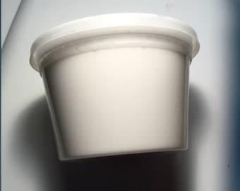 16oz White Base Slime