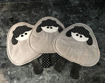 Little Lamb Hot Pads/Potholders