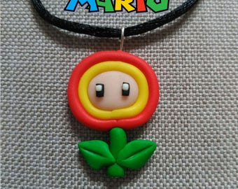 Flower of the video game Super Mario