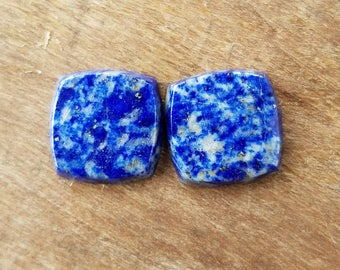 Lapis Lazuli Cabachons