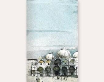 Venice San Marco Morra-Diary: 13 x 21 cm