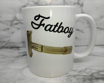 Vintage Fatboy Razor On Shave / Coffee 11 oz Mug