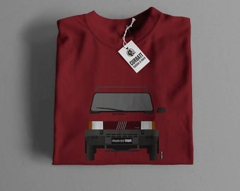 T-shirt Fiat Panda 4x4 Sisley | Gent, Lady and Kids | all the sizes | worldwide shipments | Car Auto Voiture