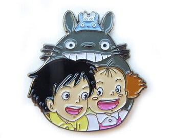 My Neighbor Totoro Enamel Pin