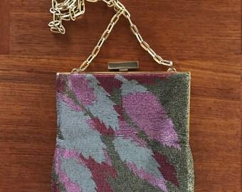 1960s Pierre Cardin beaded bag - vintage!