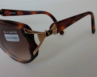 Vintage Valentino V 593 126 125 Sunglasses