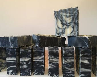 Activated Charcoal with Tea Tree EO & Goat Milk Soap